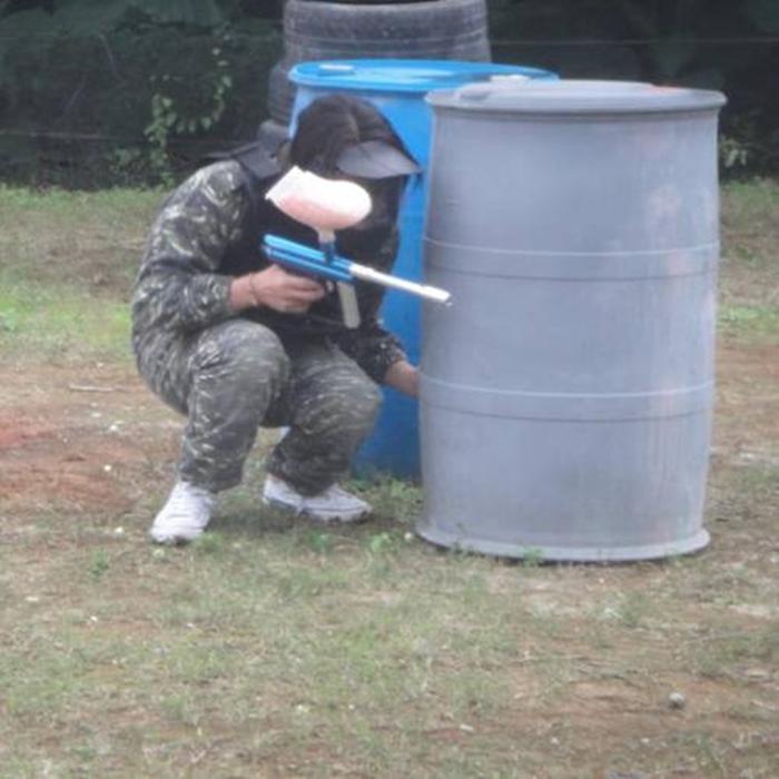 OTD漆彈休閒射擊活動
