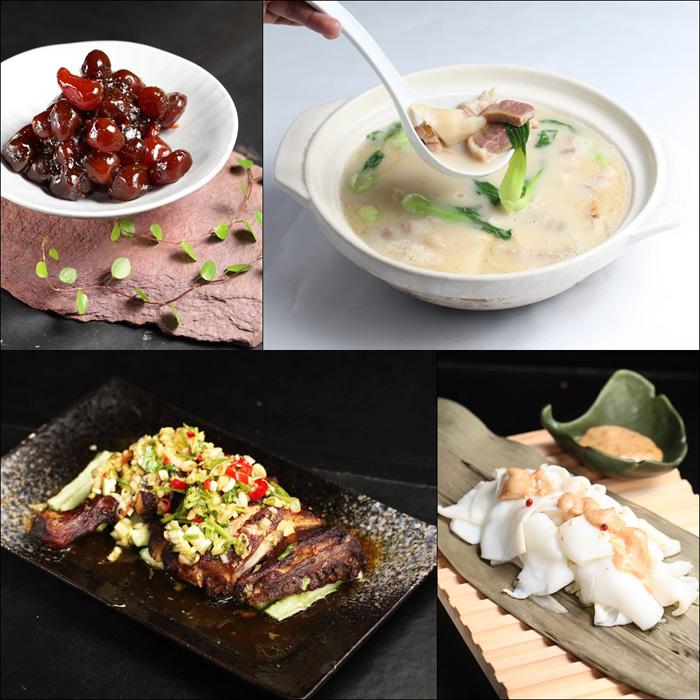 【陽明山】山頂餐廳-創意江浙料理(10人份)