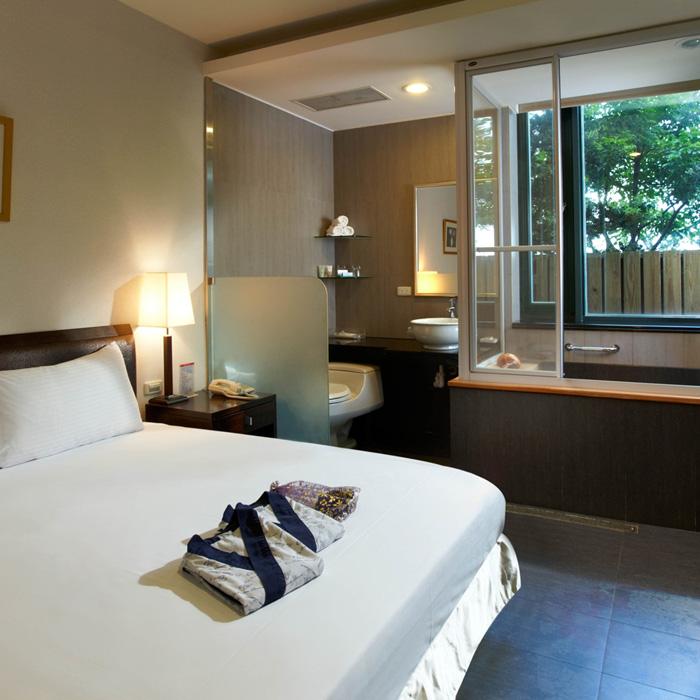 【宜蘭】東森海洋溫泉酒店-2人黃金湯房2H+英式下午茶