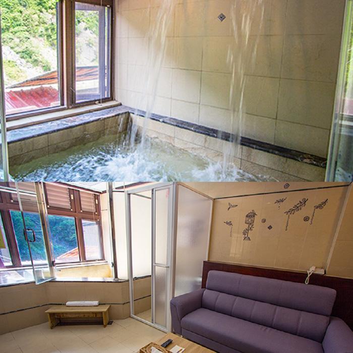 【烏來】山之川溫泉會館-雙人溫馨湯屋+飲料券-1